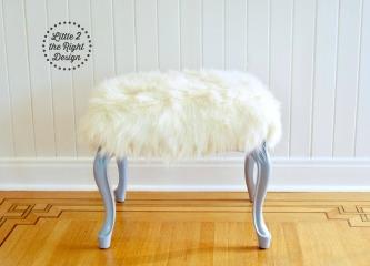 fuzzy-stool