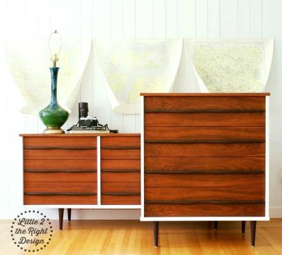 Ileana dresser set