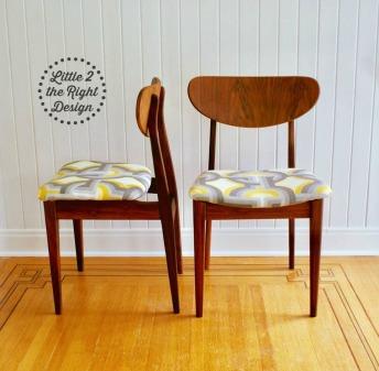 Lane mcm chairs