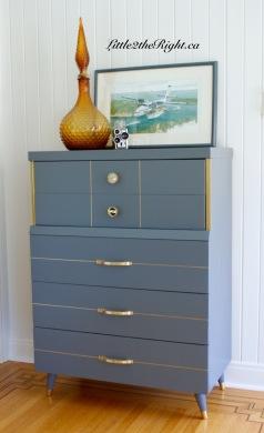 Roger Mid Century Modern Dresser