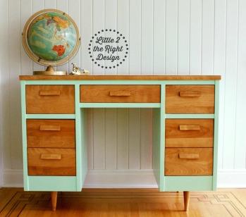 Kristy desk front
