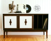 Martin record cabinet right