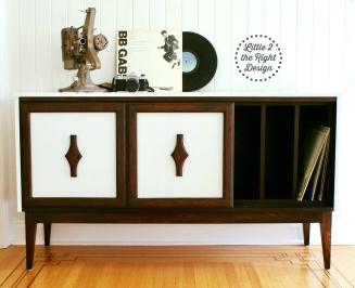 Martin record cabinet right