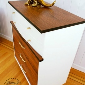 Theodore 4 drawer top