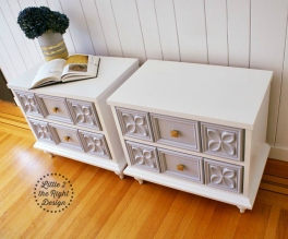 Madison end tables top