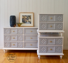 Madison Dresser and End Tables Set