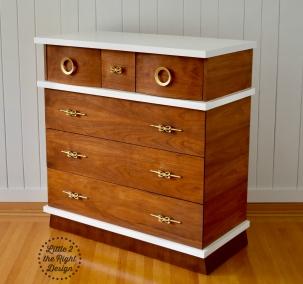 Alex 6 drawer full
