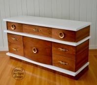 Alex 9 drawer full