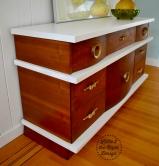 Alex 9 drawer side