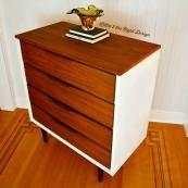Harvey 4 drawer side