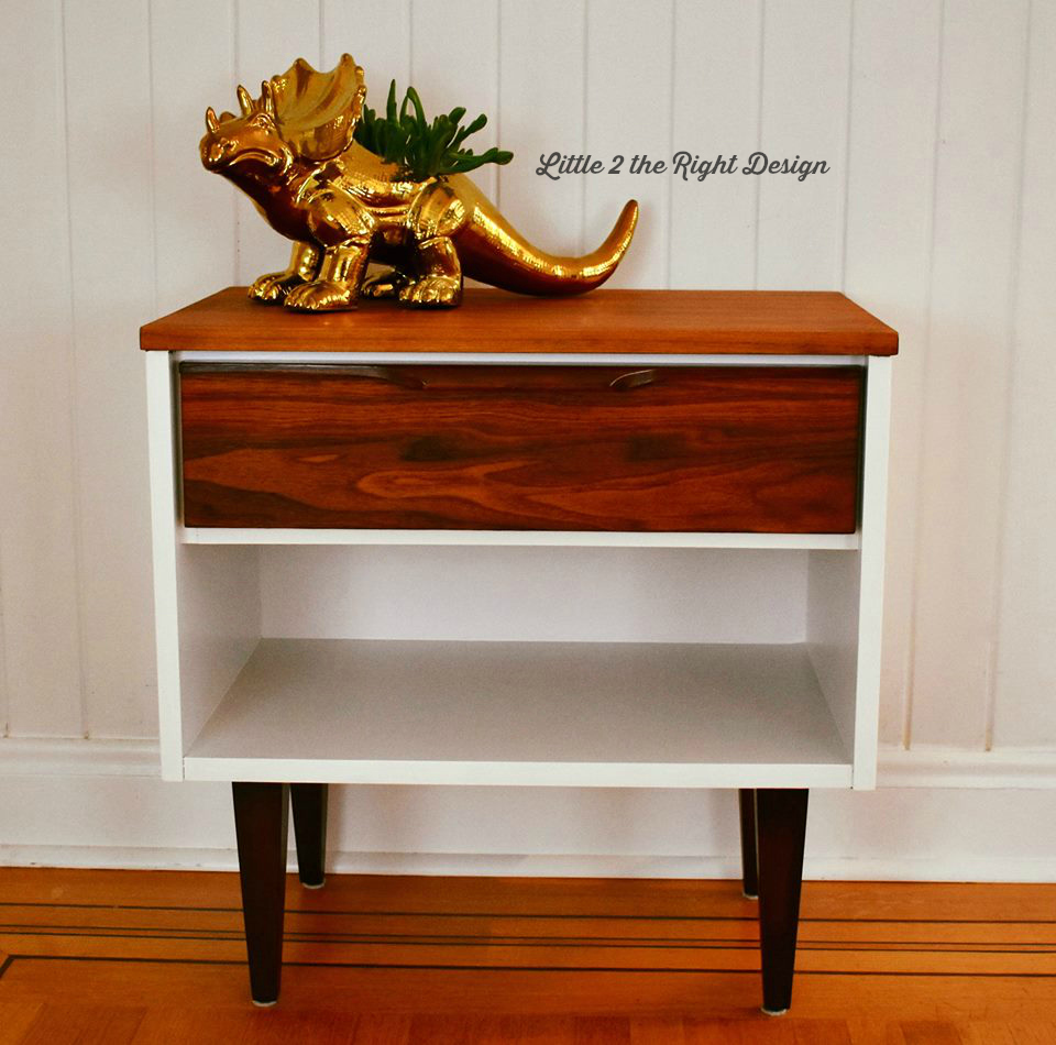Harvey the mid century modern vic art bedroom set sold little 2 the right design - Vancouver mid century modern furniture ...