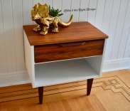 Harvey end table side