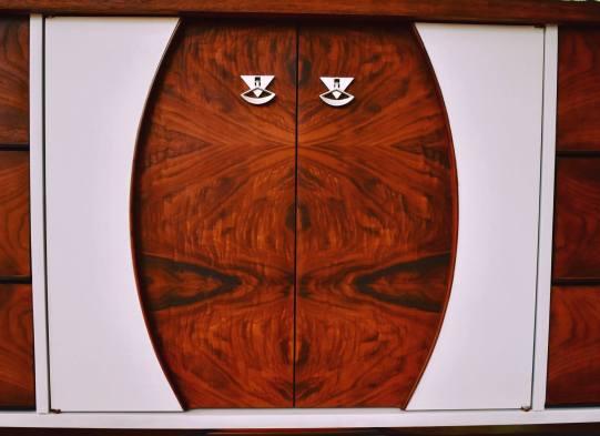 Maxim Burled Doors