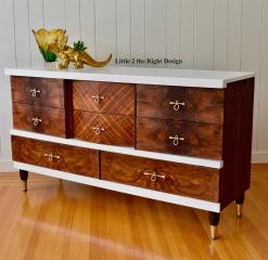 Griffin 8 drawer side