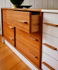 Casper drawer detail